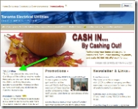 TEUCU homepage CLICK TO ENLARGE