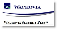 Link to Wachovia Security Plus page