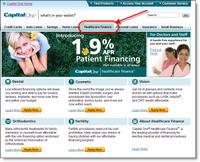 Capitalone_healthcare_mainpage_2