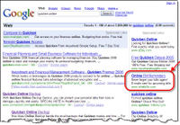 Whatbills_googlesearch_quickenonline